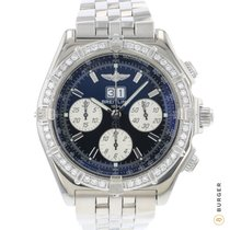 Breitling Crosswind Special White gold 44mm Black