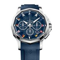 Corum Admiral's Cup Legend 42 nowość 2019 Automatyczny Chronograf Zegarek z oryginalnym pudełkiem i oryginalnymi dokumentami A984/03156