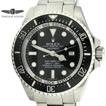 Rolex Sea-Dweller Deepsea 116660 2011 pre-owned
