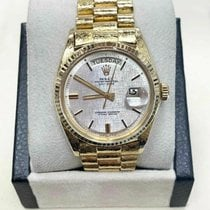 Rolex 1803 Yellow gold 1966 Day-Date 36 36mm pre-owned United States of America, California, San Diego