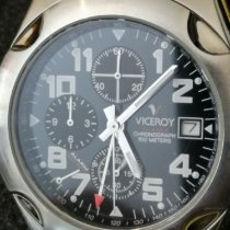 Viceroy Steel 36mm Quartz 43359 pre-owned