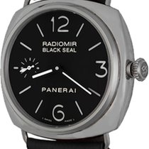 Panerai Radiomir Black Seal pre-owned 44mm Steel