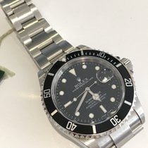Rolex Submariner Stainless Steel Date Display Black Bezel/Dial