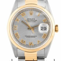 Rolex Datejust Steel & 18ct Gold 16203(Rolex serviced 2017)