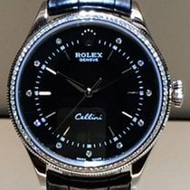 Rolex Cellini Time White gold 39mm