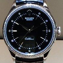 Rolex Cellini Time Weißgold 39mm Deutschland, Duisburg/München/Linz
