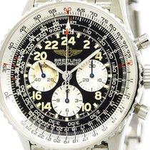 Breitling Navitimer Cosmonaute Hand-winding Mens Watch A12022...