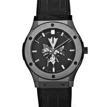 Hublot Classic Fusion Ultra-Thin Ceramic 45mm Black