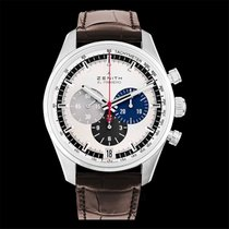 Zenith El Primero 36'000 VpH new 2020 Automatic Watch with original box and original papers 03.2040.400/69.C494