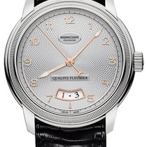 Parmigiani Fleurier White gold Automatic Silver 40.8mm new Toric