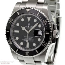Rolex Submariner Date Ref-116610LN Stainless Steel Box Papers...