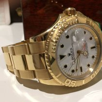 Rolex Yacht-Master pre-owned 40mm Yellow gold