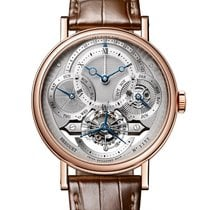 Breguet Classique Complications Rose gold 41mm Silver United States of America, New York, New York