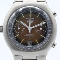 Heuer Steel 40mm Automatic 110.203 pre-owned