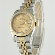 Rolex Datejust  Damenuhr