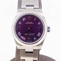 Rolex Oyster Perpetual Lady 31 mm full set  purple
