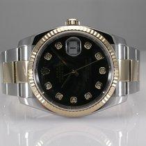 Rolex Ατσάλι 36mm Αυτόματη DIAMOND DIAL μεταχειρισμένο