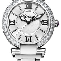 Chopard Imperiale Steel 40mm Silver Roman numerals