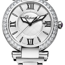 Chopard 40mm Automatic 2010 pre-owned Imperiale Silver