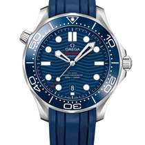 Omega Seamaster Diver 300 M 210.32.42.20.03.001 2020 new