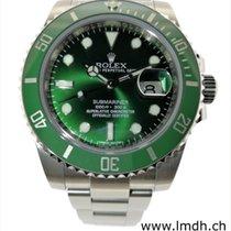 Rolex 116610LV Stahl Submariner Date