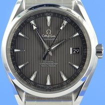 Omega 23110422106001 Stahl Seamaster Aqua Terra 41.5mm gebraucht