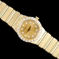Piaget Polo Yellow gold 20mm Champagne United States of America, Georgia, Suwanee