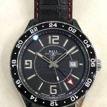Ball Engineer Master II Steel 44mm Black Arabic numerals United States of America, Massachusetts, Boston