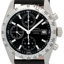 Eberhard & Co. new Automatic Luminescent Hands Screw-Down Crown 39mm Steel Sapphire Glass