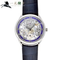 Vacheron Constantin Métiers d'Art White gold 40mm Silver United States of America, California, Los Angeles