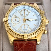 Breitling 81950 Yellow gold 1987 Chronomat 39mm pre-owned
