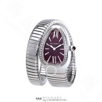Bulgari Serpenti Steel Purple