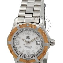 TAG Heuer 2000 Gold/Steel 28mm White