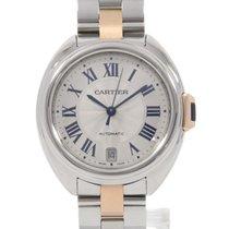 Cartier Clé de Cartier 35mm Silver