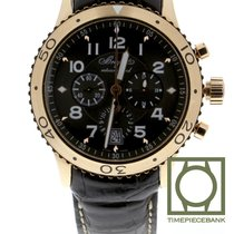 Breguet Or rose 42mm Remontage automatique 3810BR929ZU occasion