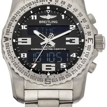 Breitling Cockpit B50 Titanium 46mm Black United States of America, New York, NY