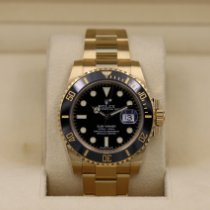Rolex Submariner Date 116618LN 2018 pre-owned
