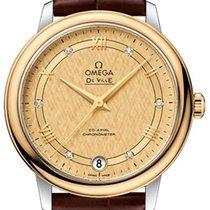 Omega De Ville Prestige 424.23.33.20.58.001 2020 nuevo