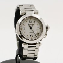 Cartier Steel 35mm Automatic W31015M7 2324 pre-owned