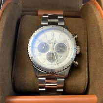 Breitling Navitimer 8 Stahl 43mm Silber Arabisch Deutschland, Heidelberg