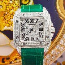 Cartier Santos 100 2656 2010 new