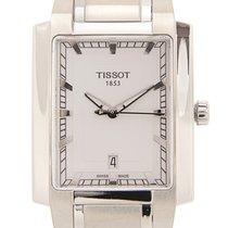 Tissot TXL Steel 35mm White