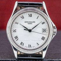 Patek Philippe Calatrava 5117G-001 2005 pre-owned
