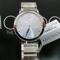 Movado Sapphire Staal 40mm