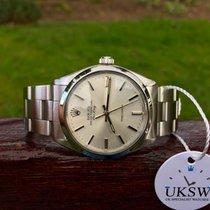 Rolex Air-king Precision 5500 Vintage 1982 – Silver Dial
