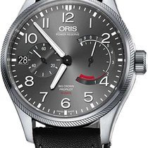 Oris Big Crown ProPilot Calibre 111 Steel United States of America, New York, Brooklyn