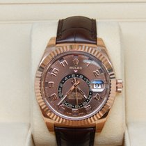 Rolex Sky-Dweller new 42mm Rose gold