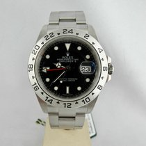 ロレックス (Rolex) Explorer II RRR ,cal .3186 ,Nero,Black ,like nos,