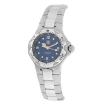 TAG Heuer Authentic Ladies Kirium WL1313 Steel 28MM Date