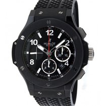 Hublot Big Bang Black Magic, 301.cx.130.rx, Ceramica, 44mm
